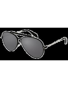 Chic Time   Lunettes de soleil Alexander McQueen Edge AM0057S    Prix : 320,00€