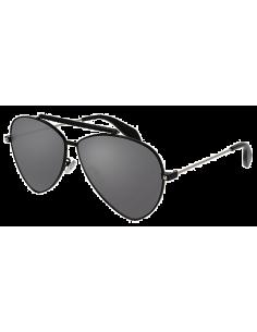 Chic Time   Lunettes de soleil Alexander McQueen Edge AM0058S    Prix : 320,00€
