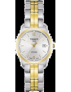Chic Time   Montre Femme Tissot PR 100 T0492102203700    Prix : 245,00€