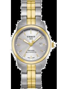 Chic Time   Montre Femme Tissot PR 100 T0493072203100    Prix : 510,00€