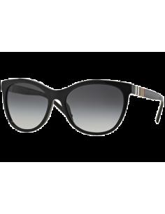 Chic Time   Lunettes de soleil femme Burberry BE4199 30018G Noir    Prix : 189,00€