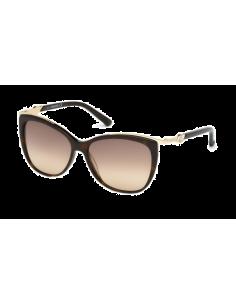 Chic Time | Lunettes de soleil femme Swarovski SK0104 52F Ecaille  | Prix : 189,00€