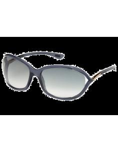 Chic Time | Lunettes de soleil Tom Ford FT 0008 0B5 Jennifer Noir  | Prix : 162,00€