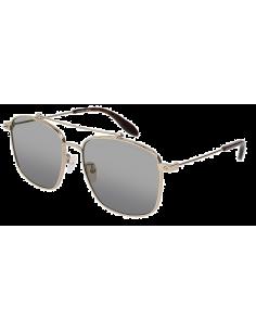 Chic Time | Lunettes de soleil Alexander McQueen Edge AM0124SK  | Prix : 320,00€