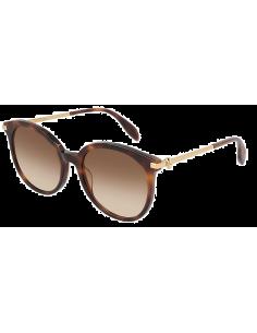 Chic Time | Lunettes de soleil Alexander McQueen Edge AM0135SA  | Prix : 320,00€