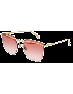Chic Time | Lunettes de soleil Alexander McQueen Edge AM0144S  | Prix : 320,00€