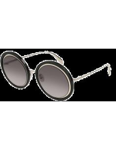 Chic Time | Lunettes de soleil Alexander McQueen Edge AM0150S  | Prix : 340,00€