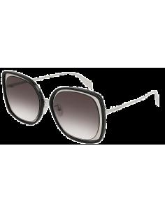 Chic Time | Lunettes de soleil Alexander McQueen Edge AM0151S  | Prix : 340,00€