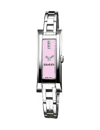 Chic Time   Montre Femme Gucci G Link YA110515    Prix : 769,90€