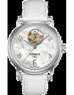 Chic Time   Montre Femme Tissot Lady Heart T0502071611600    Prix : 670,00€