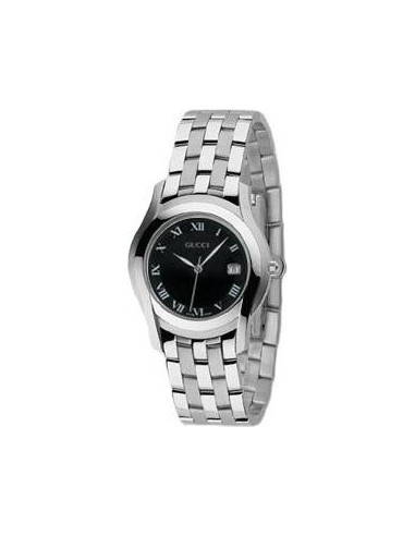 Chic Time   Montre Femme Gucci 5505 Collection YA055503    Prix : 569,90€