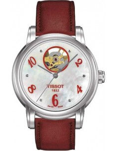Chic Time | Montre Femme Tissot Lady Heart T0502071611601  | Prix : 672,00 €