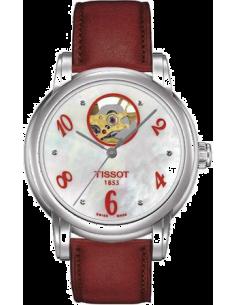 Chic Time | Montre Femme Tissot Lady Heart T0502071611601  | Prix : 672,00€