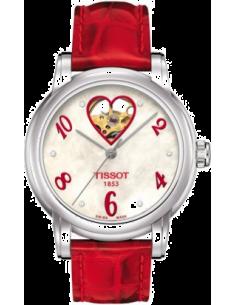 Chic Time | Montre Femme Tissot Lady Heart T0502071611602  | Prix : 603,00€