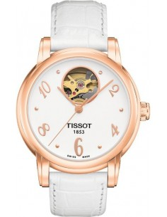 Chic Time | Montre Femme Tissot Lady Heart T0502073601700  | Prix : 650,00€