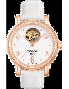 Chic Time   Montre Femme Tissot Lady Heart T0502073601701    Prix : 1,796.40