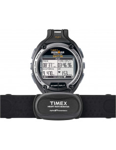 Montre Homme Timex Ironman GPS Global Trainer T5K444 Multifonction