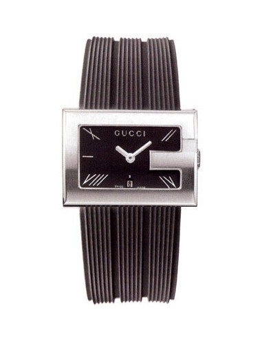 Chic Time | Montre Homme Gucci G-Rectangle YA100304  | Prix : 699,90€