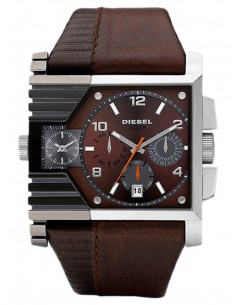 Chic Time | Montre Diesel SBA Homme Chronographe DZ4186  | Prix : 227,90€