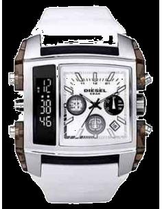 Chic Time   Montre Diesel Unisexe Ana-Digi Blanche DZ7157    Prix : 249,90€