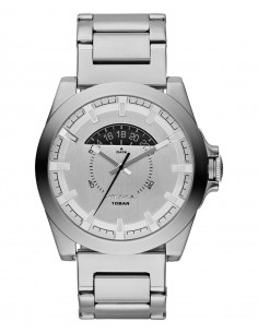 Chic Time | Montre Homme Diesel DZ1662 Argent  | Prix : 113,90€
