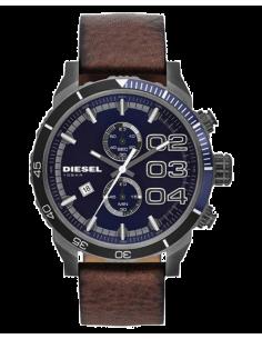 Chic Time   Montre Homme Diesel Franchise DZ4312  Marron    Prix : 194,65€