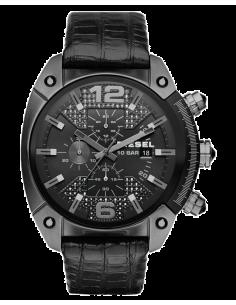 Chic Time | Montre Homme Diesel Overflow DZ4372 Noir  | Prix : 186,15€