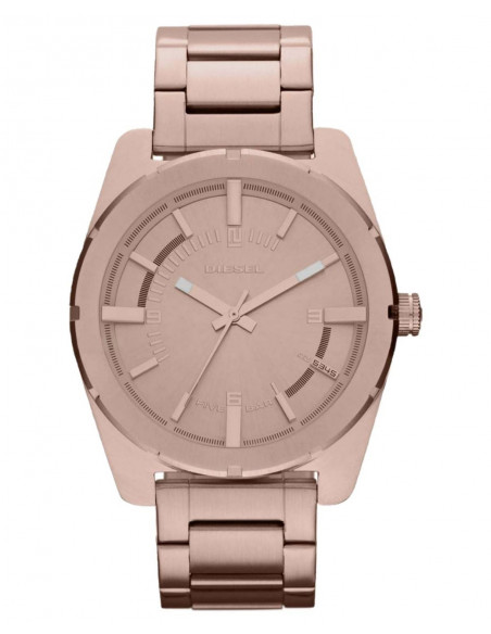 Chic Time | Montre Homme Diesel Good Compagny DZ5344 Or Rose  | Prix : 161,99€