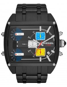 Chic Time | Montre Homme Diesel DZ7325 Noir  | Prix : 296,65€