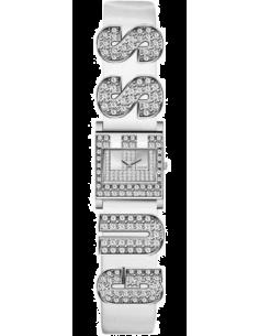 Chic Time | Montre Femme Guess W10610L1 Blanc  | Prix : 179,00€