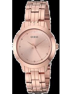 Chic Time | Montre Femme Guess U0989L3 Or Rose  | Prix : 269,00€