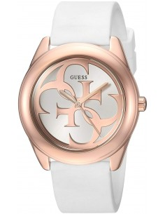 Chic Time | Montre Femme Guess G Twist W0911L5 Blanc  | Prix : 179,00 €