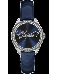 Chic Time | Montre Femme Guess W0619L1 Bleu  | Prix : 229,00€