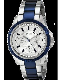 Chic Time | Montre Femme Guess Mini Phantom W0235L6 Bracelet en acier bicolore  | Prix : 269,00€
