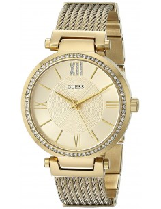 Chic Time | Montre Femme Guess W0638L2 Or  | Prix : 149,40 €