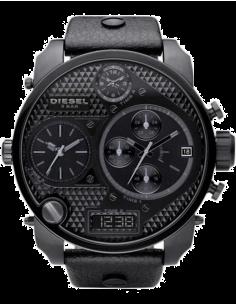 Chic Time | Montre Diesel Homme DZ7193 SBA XXL 57mm Cadran & bracelet noirs  | Prix : 299,00€