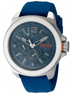 Chic Time | Montre Homme Hugo Boss Boss Orange 1513348 Bleu  | Prix : 159,20 €