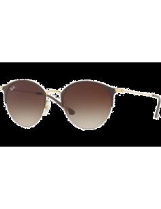 Chic Time | Lunettes de soleil Ray-Ban RB3578 900913 Brun  | Prix : 93,00€