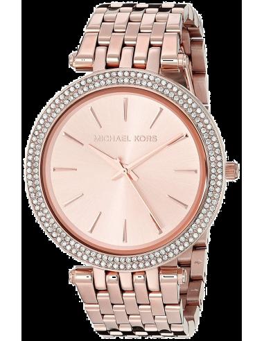 Chic Time | Montre Michael Kors Darci MK3192 Acier Or Rose  | Prix : 174,30€