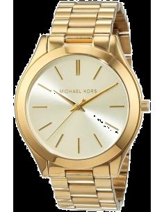 Chic Time | Montre Michael Kors Runway MK3179 Bracelet Acier Doré  | Prix : 119,40€