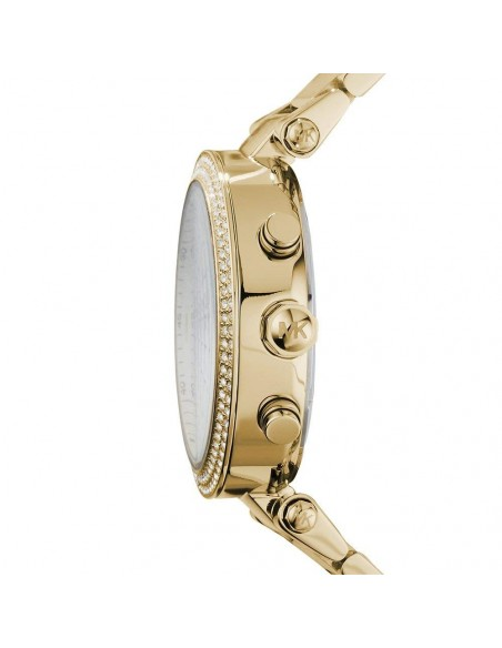 Chic Time | Montre Femme Michael Kors Parker MK5354 Or  | Prix : 179,40€
