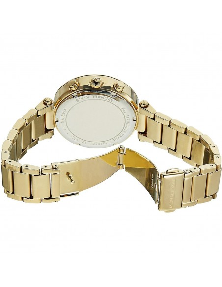 Chic Time | Montre Femme Michael Kors Parker MK5354 Or  | Prix : 149,50€