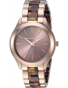 Chic Time | Montre Femme Michael Kors Runway MK4301 Or Rose  | Prix : 114,50 €
