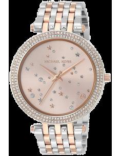 Chic Time | Montre Femme Michael Kors Darci MK3726 Bracelet acier bi-ton  | Prix : 223,20€