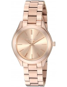 Chic Time | Montre Femme Michael Kors Runway MK3513 Or Rose  | Prix : 119,99 €