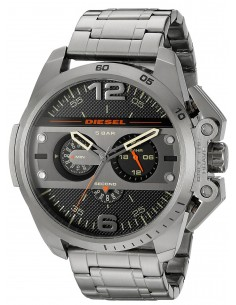 Chic Time | Montre Homme Diesel Ironside DZ4363 Gris Anthracite  | Prix : 247,20 €