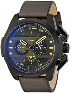 Chic Time | Montre Homme Diesel Ironside DZ4364 Marron  | Prix : 129,50 €