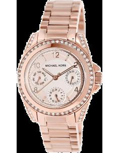 Chic Time | Montre Femme Michael Kors Blair MK5613 Or Rose  | Prix : 211,65€