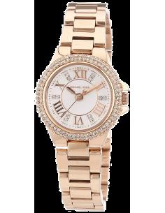 Chic Time | Montre Femme Michael Kors Camille MK3253 Bracelet en acier or rose  | Prix : 203,15€