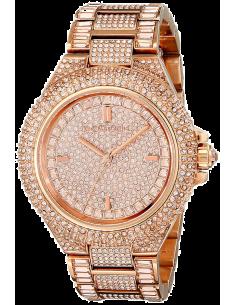 Chic Time | Montre Femme Michael Kors Camille MK5862 Or Rose  | Prix : 254,15€